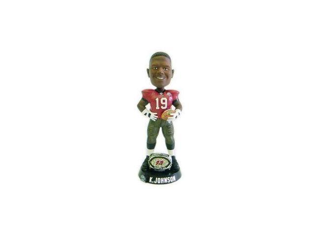 Tampa Bay Buccaneers Keyshawn Johnson Super Bowl 37 Ring Forever Collectibles Bo
