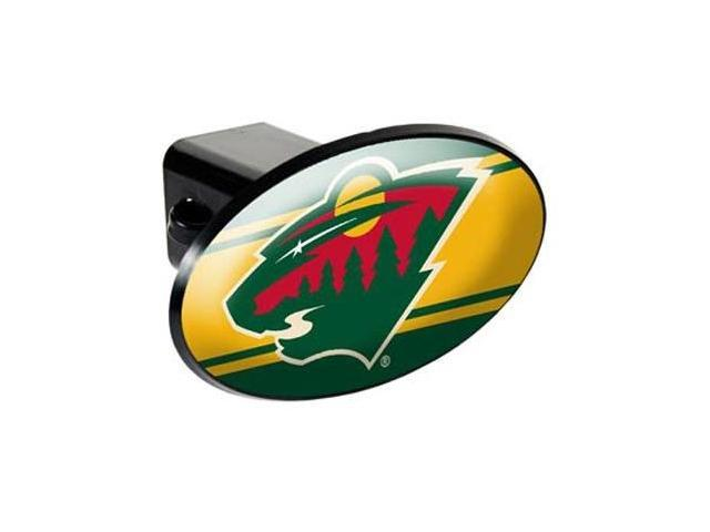 Minnesota Wild - Trailer Hitch Cover