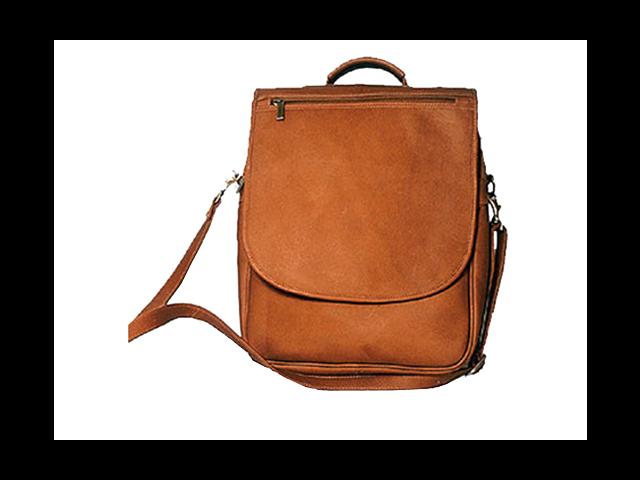 David King Expandable Vertical Portfolio/Backpack