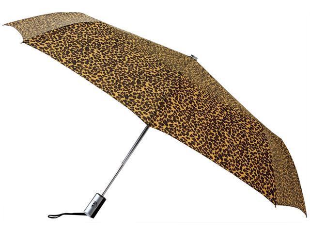 Leighton Manhattan Auto Open Close Folding Umbrella