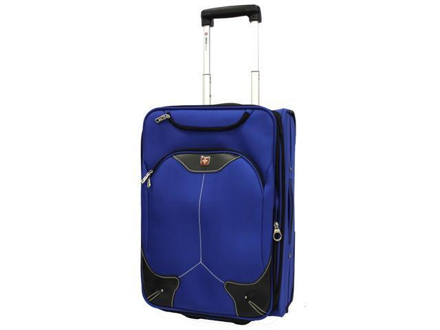 "Wenger Swiss Army Andes Collection 24"" Luggage Upright"