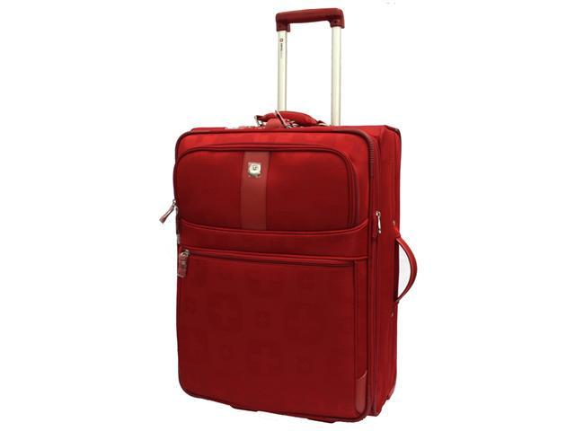 """Wenger Swiss Army Vallais Collection 25"""" Luggage Upright"""