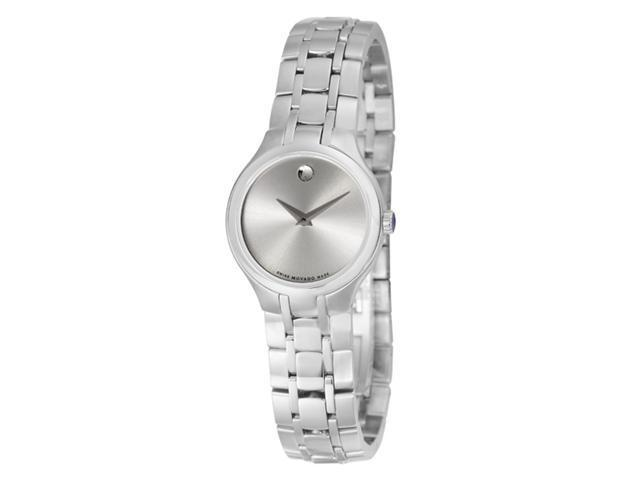 Movado Military Exclusive Ladies Watch 0606451