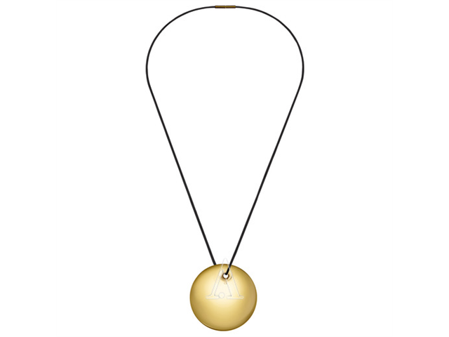 Calvin Klein Jewelry Ellipse Women's  Necklace KJ03AP010800
