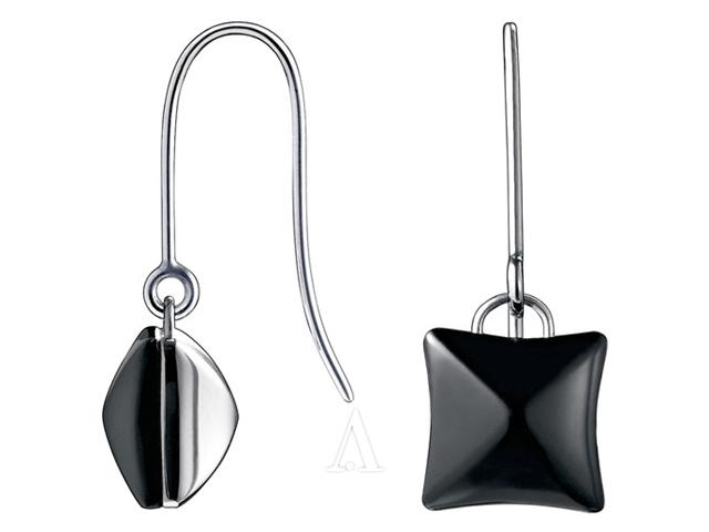 Calvin Klein Jewelry Domed Women's  Earring KJ90AE310100