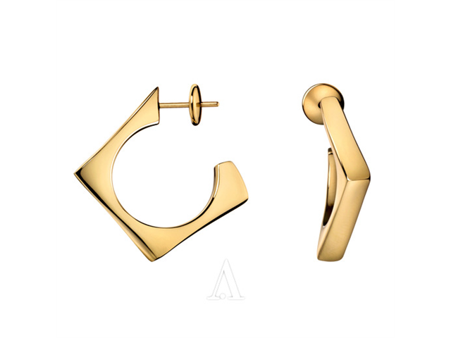 Calvin Klein Jewelry Slant Women's  Earring KJ53BE020100