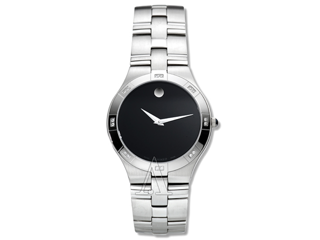 Movado Juro Men's Quartz Watch 0605721