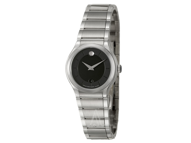 Movado Quadro Women's Quartz Watch 0606493