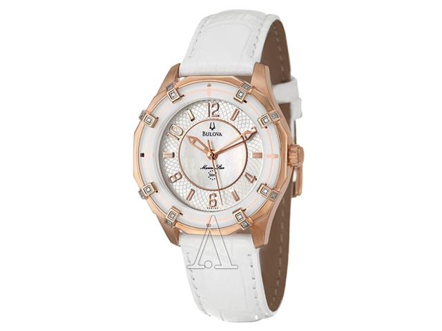 Bulova Marine Star Solano Women's Quartz Watch 98R150
