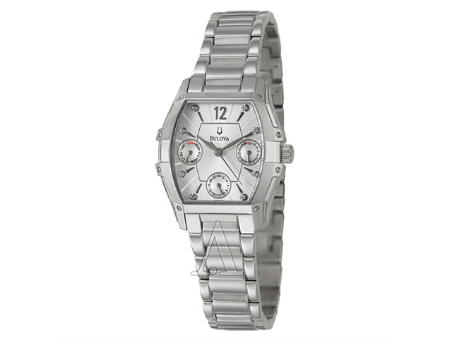 Bulova Wintermoor Women's Quartz Watch 96P127