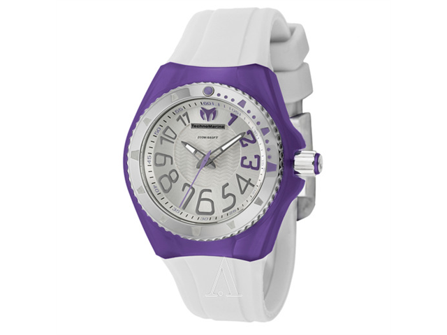 Technomarine Cruise Original Beach Purple Unisex Watch 110056