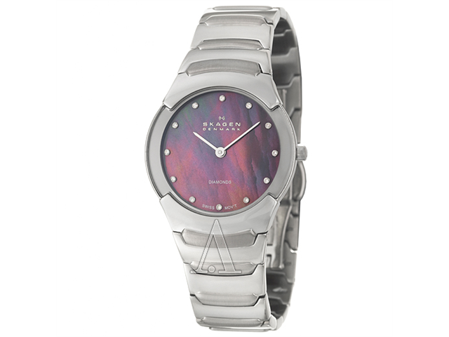 Skagen Swiss Women's Quartz Watch 582SMXMD