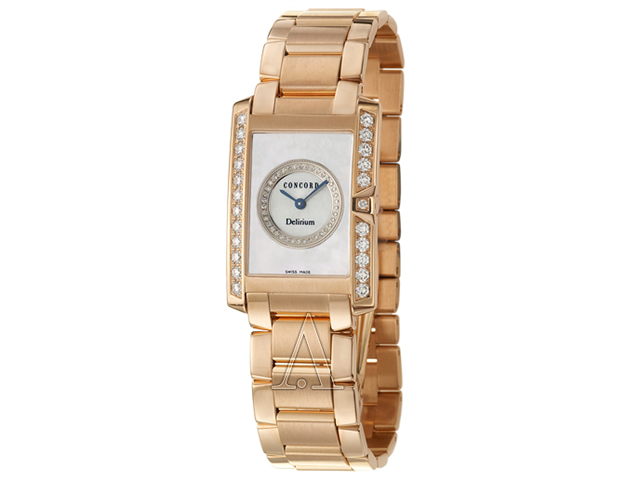 Concord Delirium Women's Quartz Watch 0311237