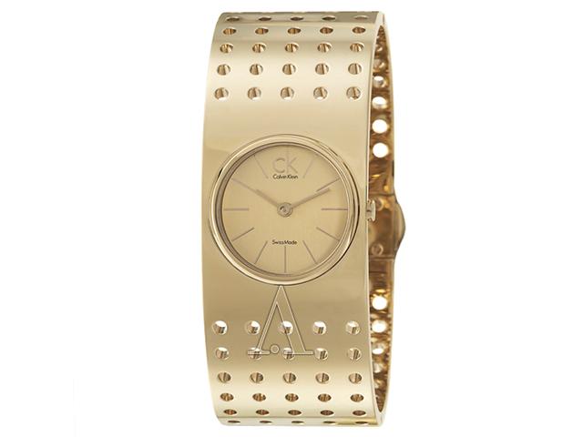 Calvin Klein Grid Women's Quartz Watch K8323209