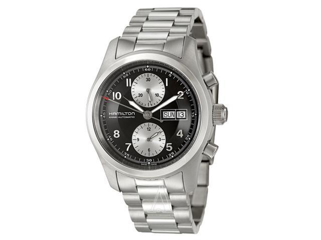 Hamilton Khaki Field Chronograph Automatic Mens Watch H71566133