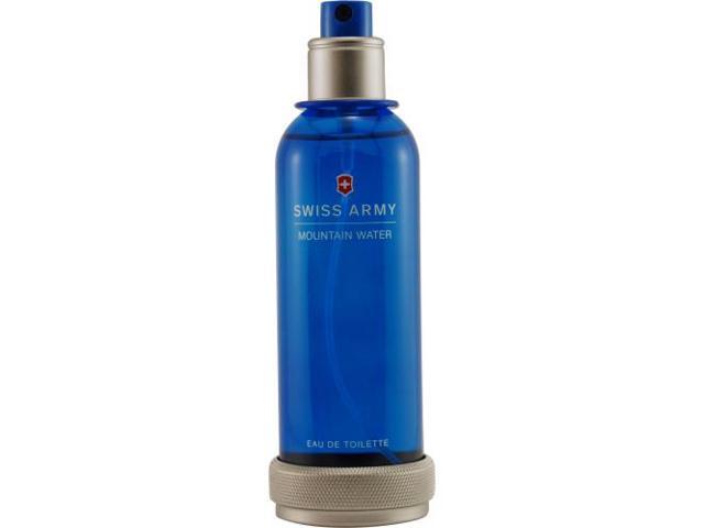 Swiss Army Mountain Water - 3.4 oz EDT Spray (Tester)