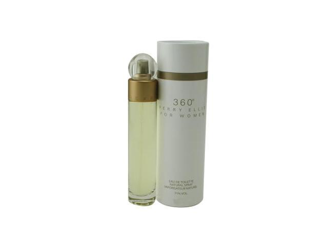 PERRY ELLIS 360 by Perry Ellis EDT SPRAY 3.4 OZ for WOMEN