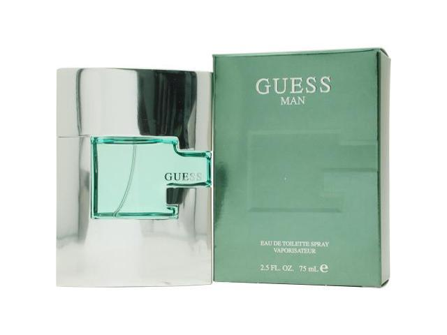 GUESS MAN by Guess EDT SPRAY 2.5 OZ for MEN