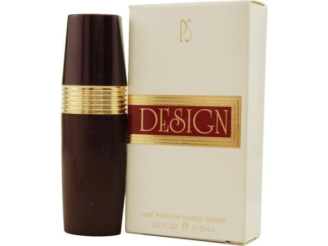 DESIGN by Paul Sebastian PARFUM PURSE SPRAY .25 OZ for WOMEN