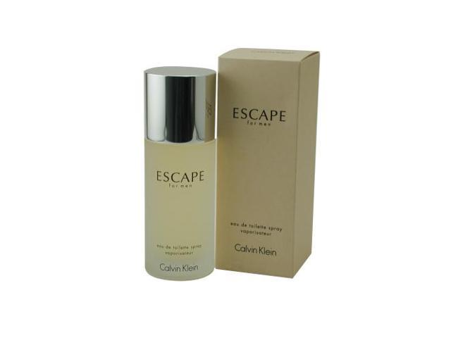ESCAPE by Calvin Klein EDT SPRAY 3.4 OZ for MEN