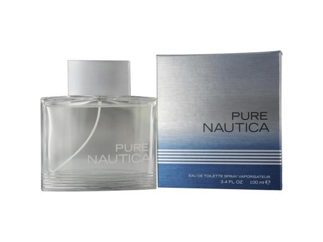 NAUTICA PURE by Nautica EDT SPRAY 3.4 OZ for MEN