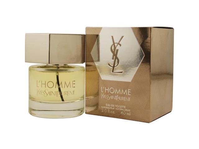 L'HOMME YVES SAINT LAURENT by Yves Saint Laurent EDT SPRAY 2 OZ for MEN