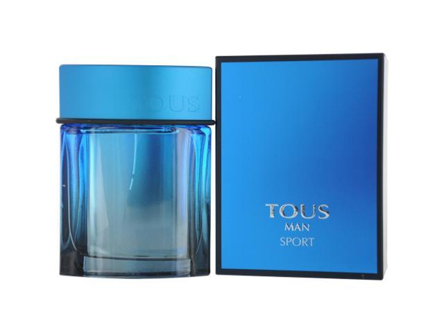 TOUS MAN SPORT by Tous EDT SPRAY 3.4 OZ for MEN