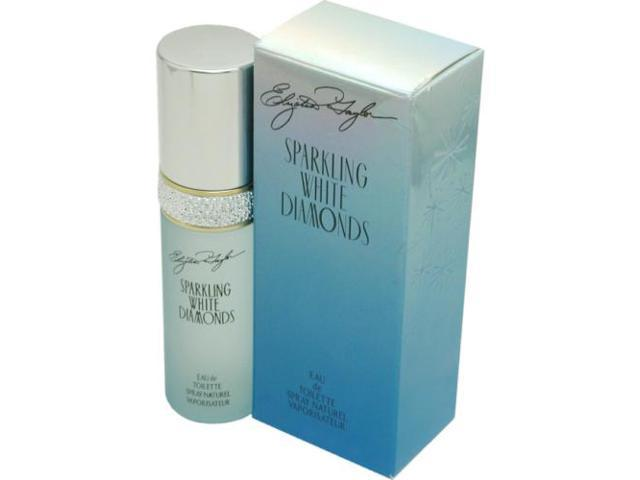 WHITE DIAMONDS SPARKLING by Elizabeth Taylor EDT SPRAY 1.7 OZ for WOMEN