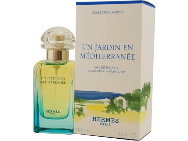 UN JARDIN EN MEDITERRANEE by Hermes EDT SPRAY 1.7 OZ for WOMEN