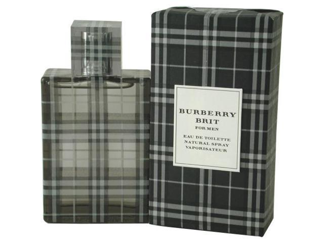 BURBERRY BRIT by Burberry EDT SPRAY 1 OZ for MEN