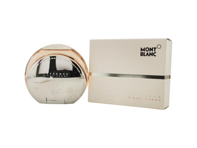 MONT BLANC PRESENCE by Mont Blanc EDT SPRAY 1.7 OZ for WOMEN