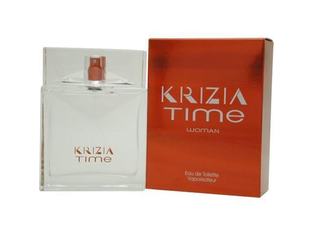 KRIZIA TIME by Krizia EDT SPRAY 2.5 OZ for WOMEN