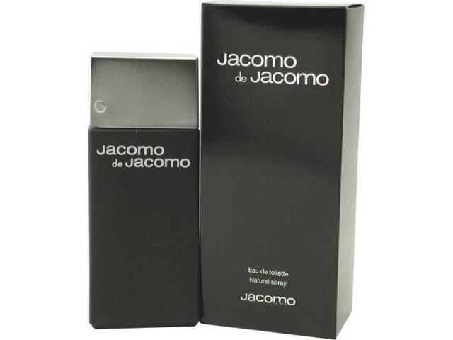 JACOMO DE JACOMO by Jacomo EDT SPRAY 3.4 OZ for MEN
