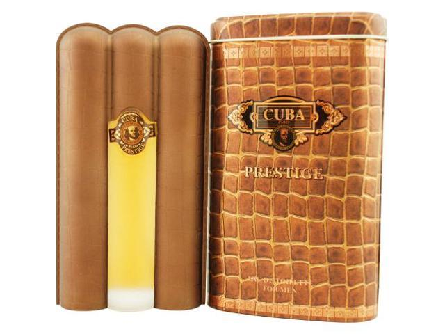 CUBA PRESTIGE GOLD by Cuba EDT SPRAY 3 OZ for MEN