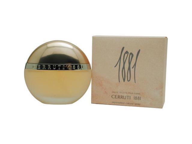 Cerruti 1881 by Nino Cerruti 3.3 oz EDT Spray