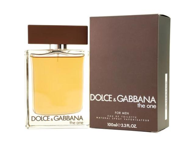 Dolce Gabbana The One 3.3 oz EDT Spray