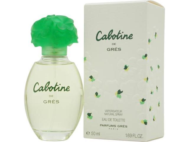 CABOTINE by Parfums Gres EDT SPRAY 1.7 OZ for WOMEN