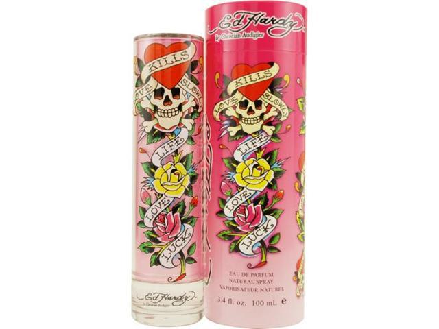 Ed Hardy by Christian Audigier 3.4 oz EDP Spray