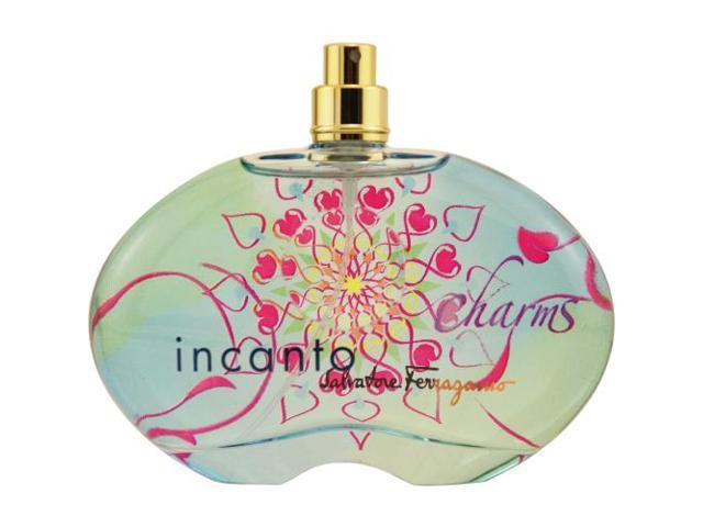INCANTO CHARMS by Salvatore Ferragamo EDT SPRAY 3.4 OZ *TESTER for WOMEN