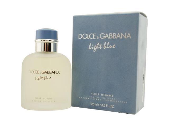 Light Blue by Dolce Gabbana 4.2 oz EDT Spray