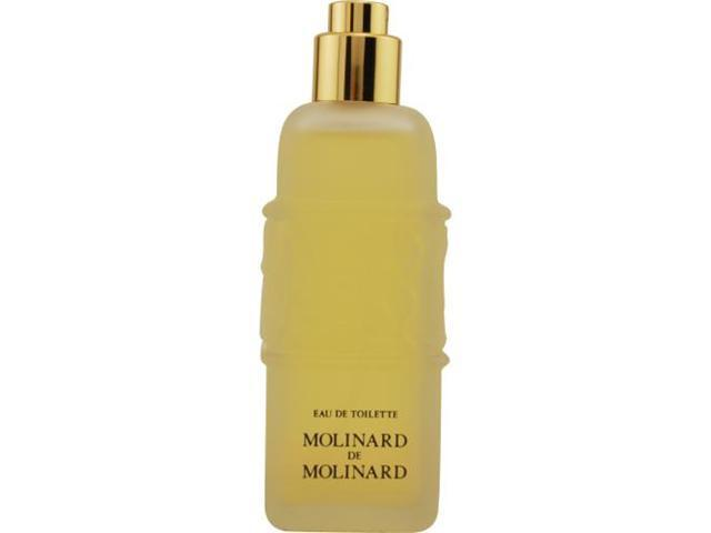 MOLINARD DE MOLINARD by Molinard EDT SPRAY 3.4 OZ *TESTER for WOMEN
