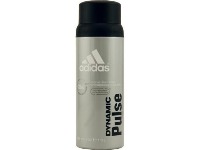 ADIDAS DYNAMIC PULSE by Adidas DEODORANT BODY SPRAY 5 OZ for MEN