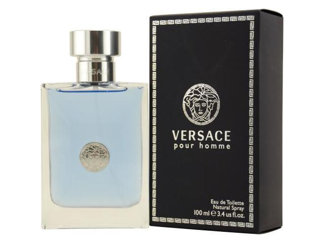 VERSACE SIGNATURE by Gianni Versace EDT SPRAY 3.4 OZ for MEN