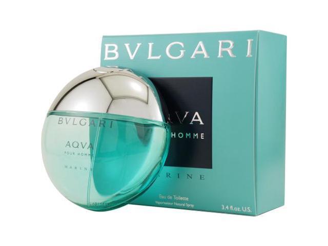 Bvlgari AQVA Marine Pour Homme 3.4 oz EDT Spray