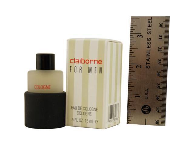 CLAIBORNE by Liz Claiborne COLOGNE .5 OZ MINI for MEN