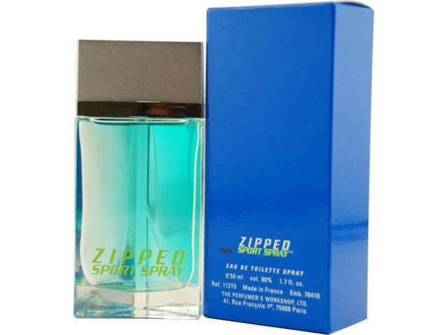 SAMBA ZIPPED SPORT by Perfumers Workshop EDT SPRAY 1.7 OZ for MEN