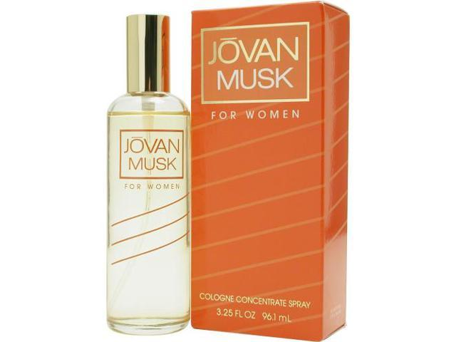 Jovan Musk by Coty 3.2 oz EDC Concentrate Spray