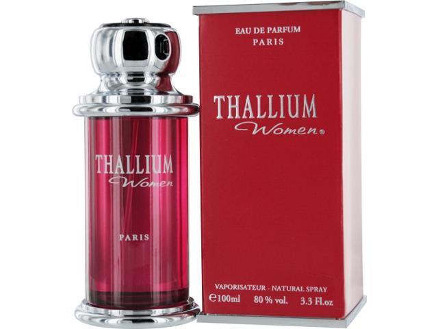 THALLIUM by Jacques Evard EAU DE PARFUM SPRAY 3.3 OZ for WOMEN