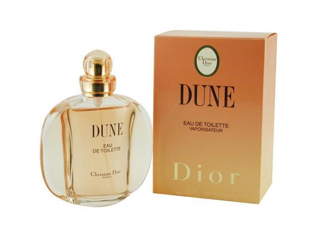 DUNE by Christian Dior EDT SPRAY 3.4 OZ for WOMEN