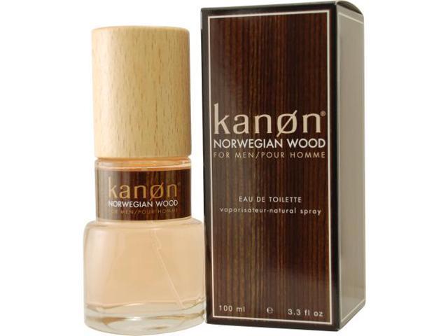Kanon Norwegian Wood - 3.3 oz EDT Spray